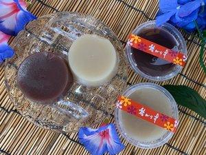 夏限定和菓子、「水ようかん」が新発売になっています